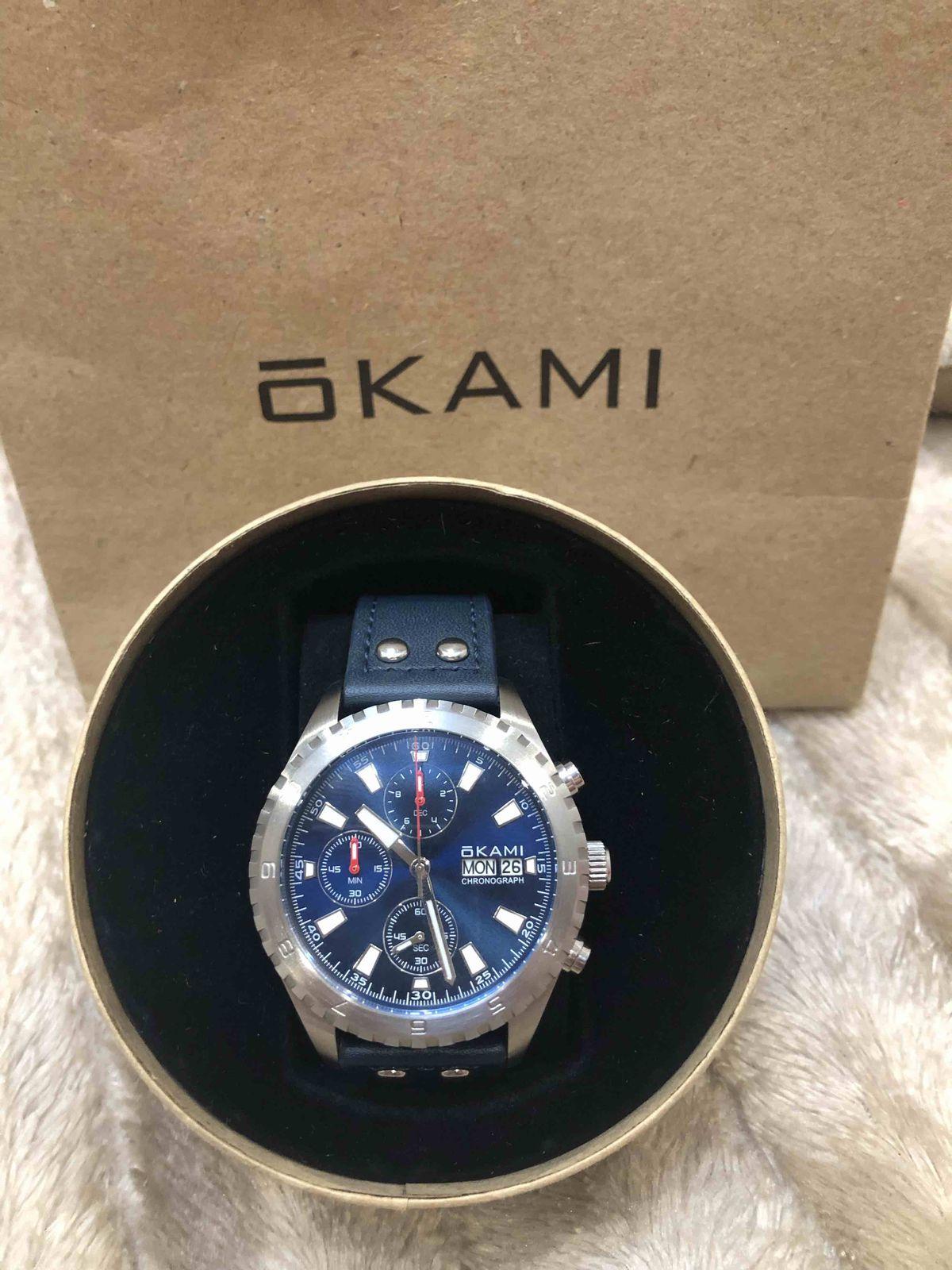 Часы Оками