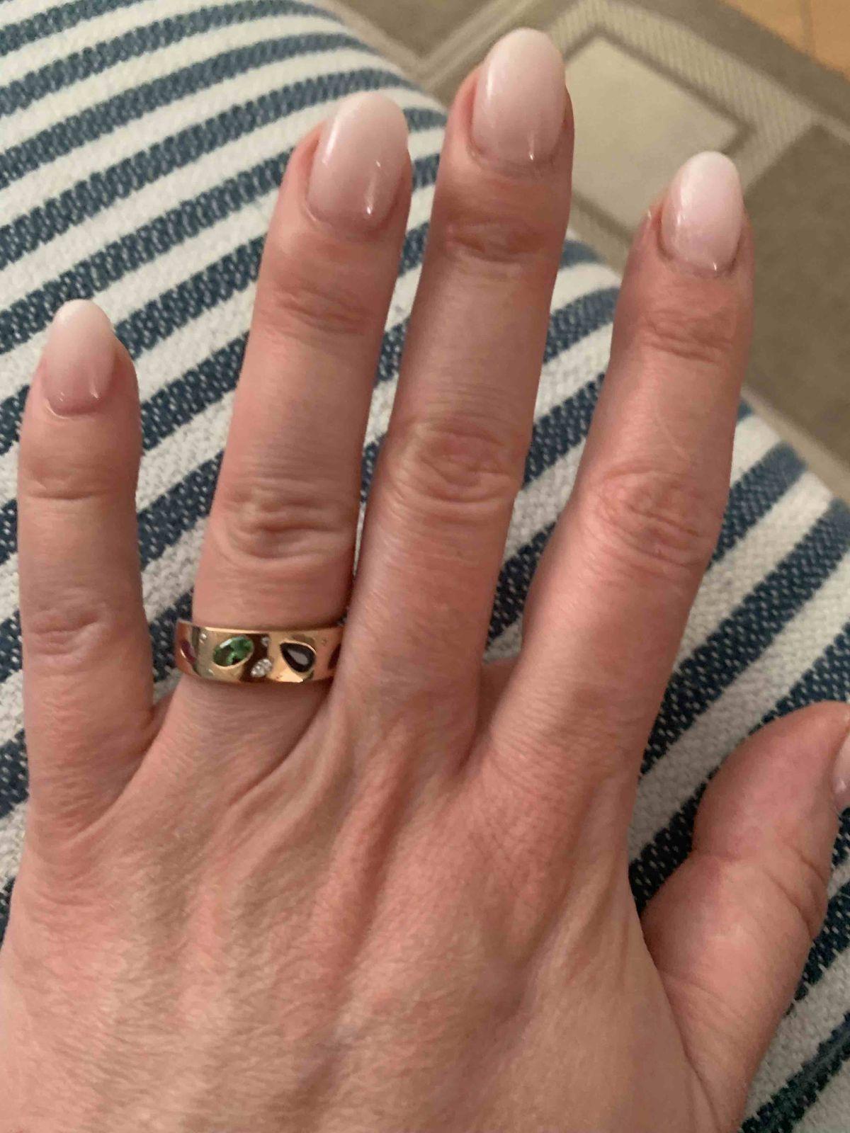 Чудесное кольцо, превзошло все ожидания!