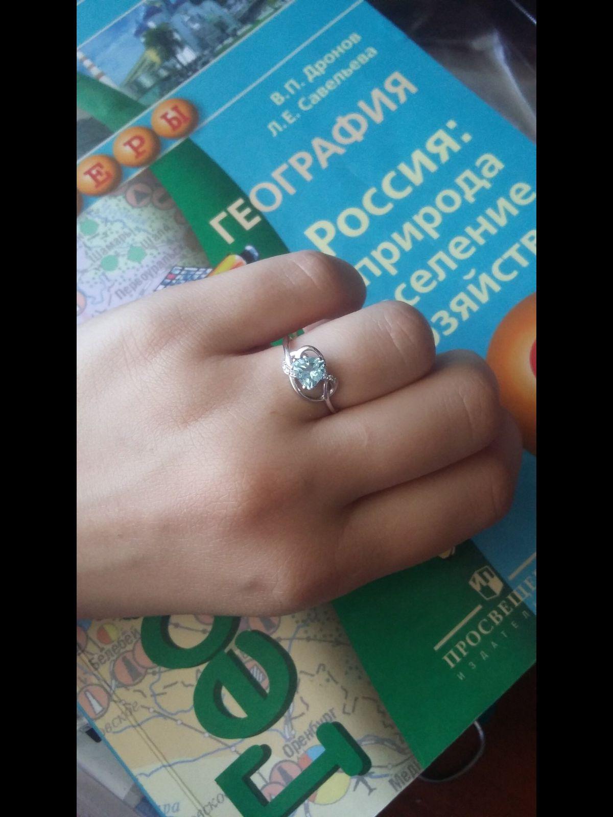 Очень красивое кольцо!!!)