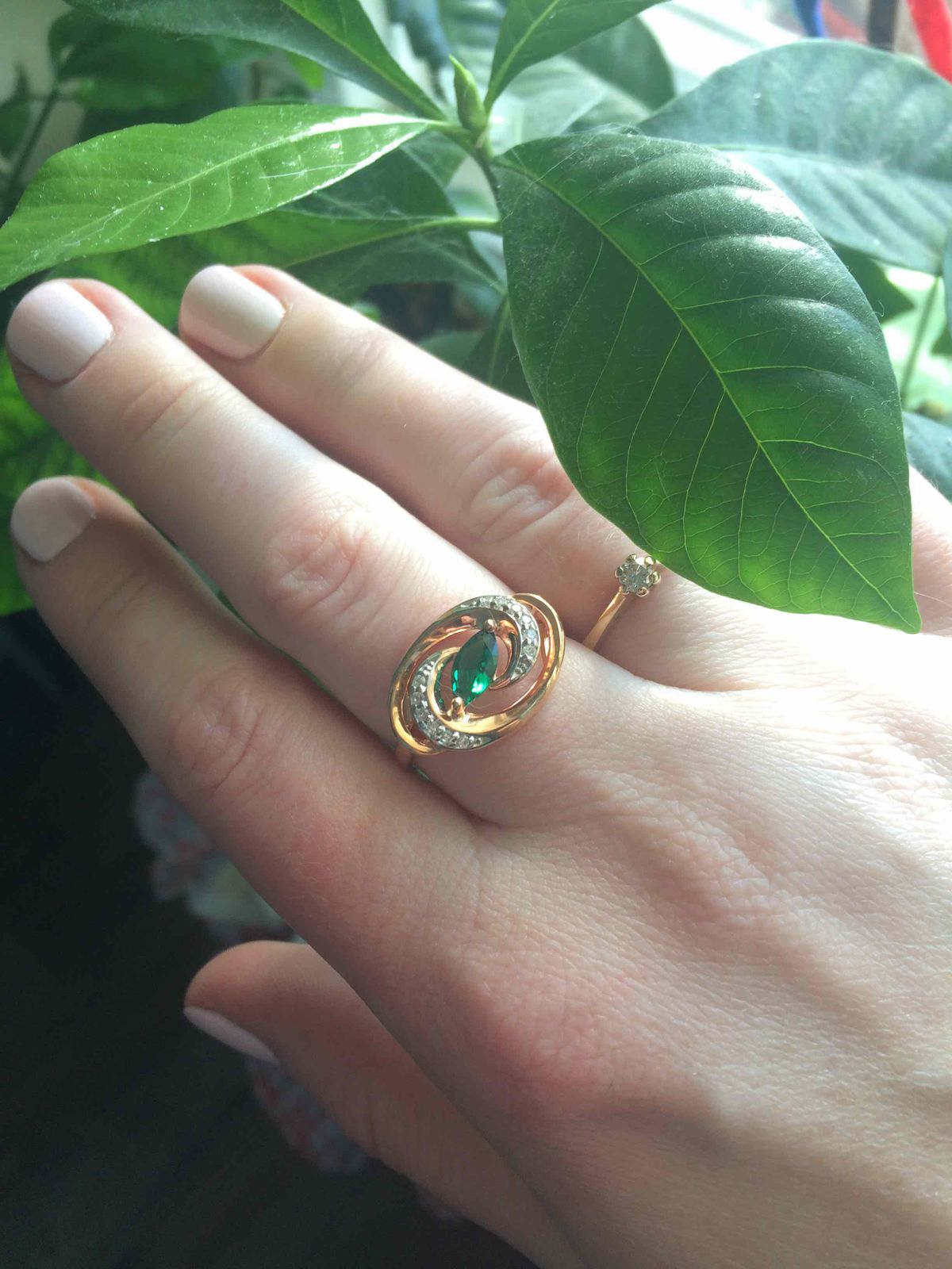Замечательно кольцо