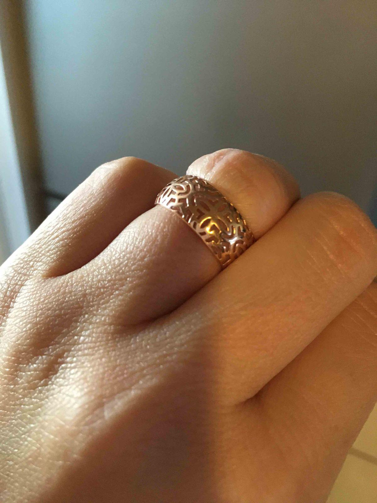 Кольцо орнаментальное