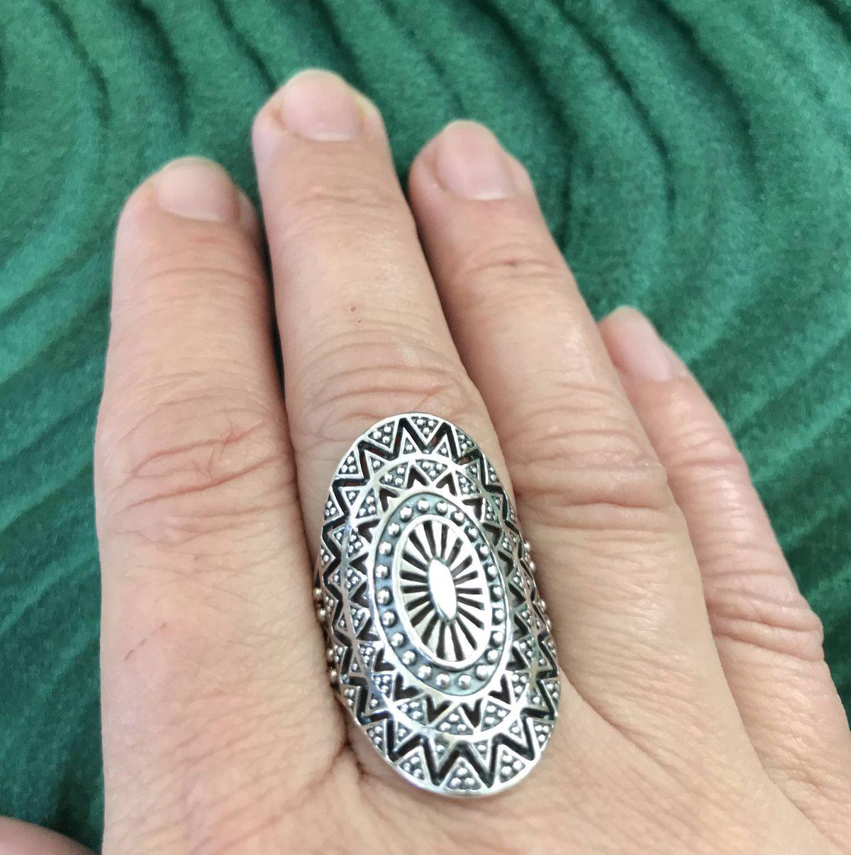 Кольцо в этническом стиле
