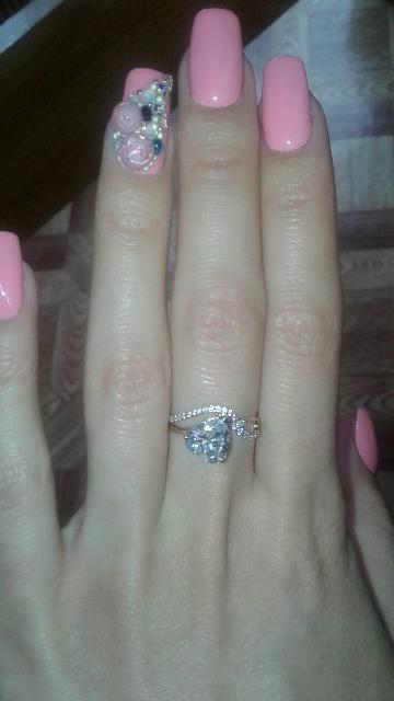Шикарное кольцо с роскошной скидкой!!!😄