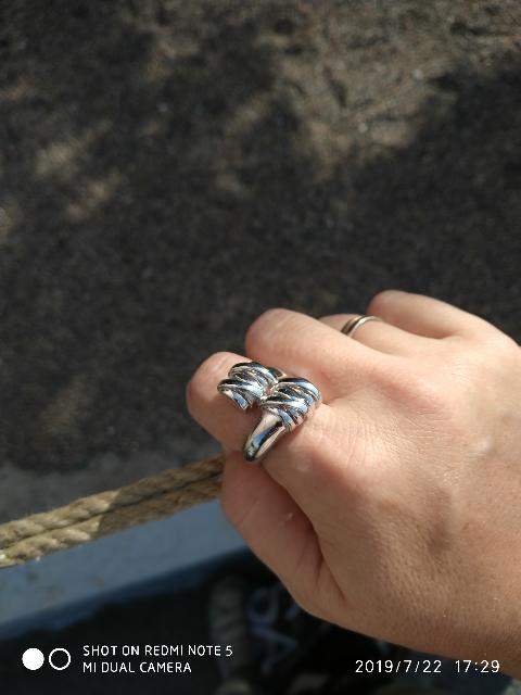 Кольцо- перстень