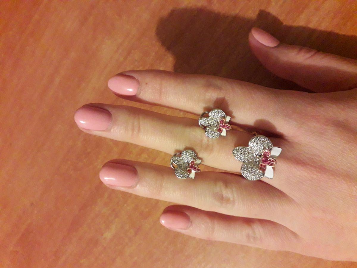 Потрясающе красивое кольцо!
