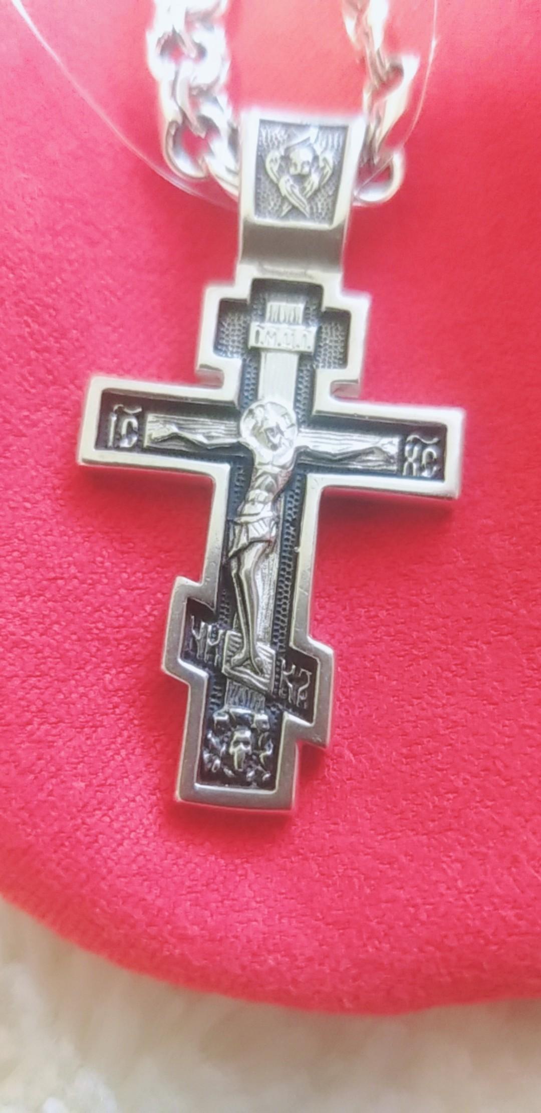 Замечательный крест.