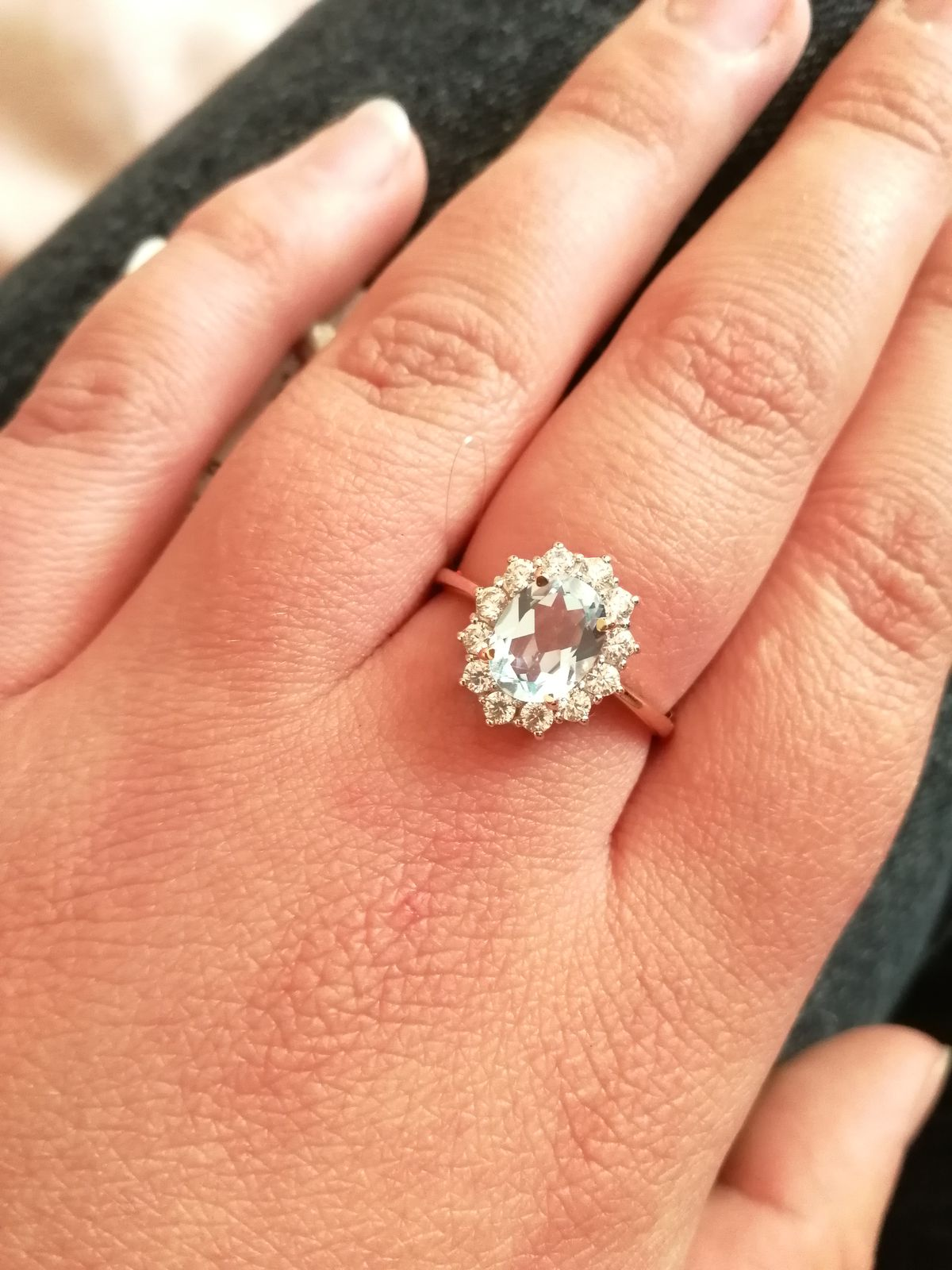 Отлично кольца! Покупала в подарок на день рождение!
