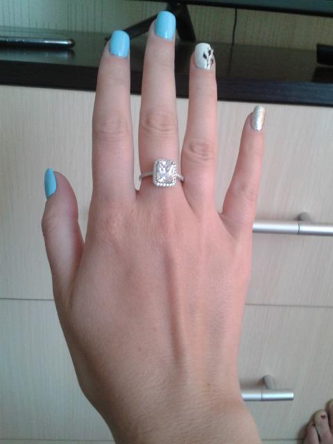 Потрясающие кольцо! )))