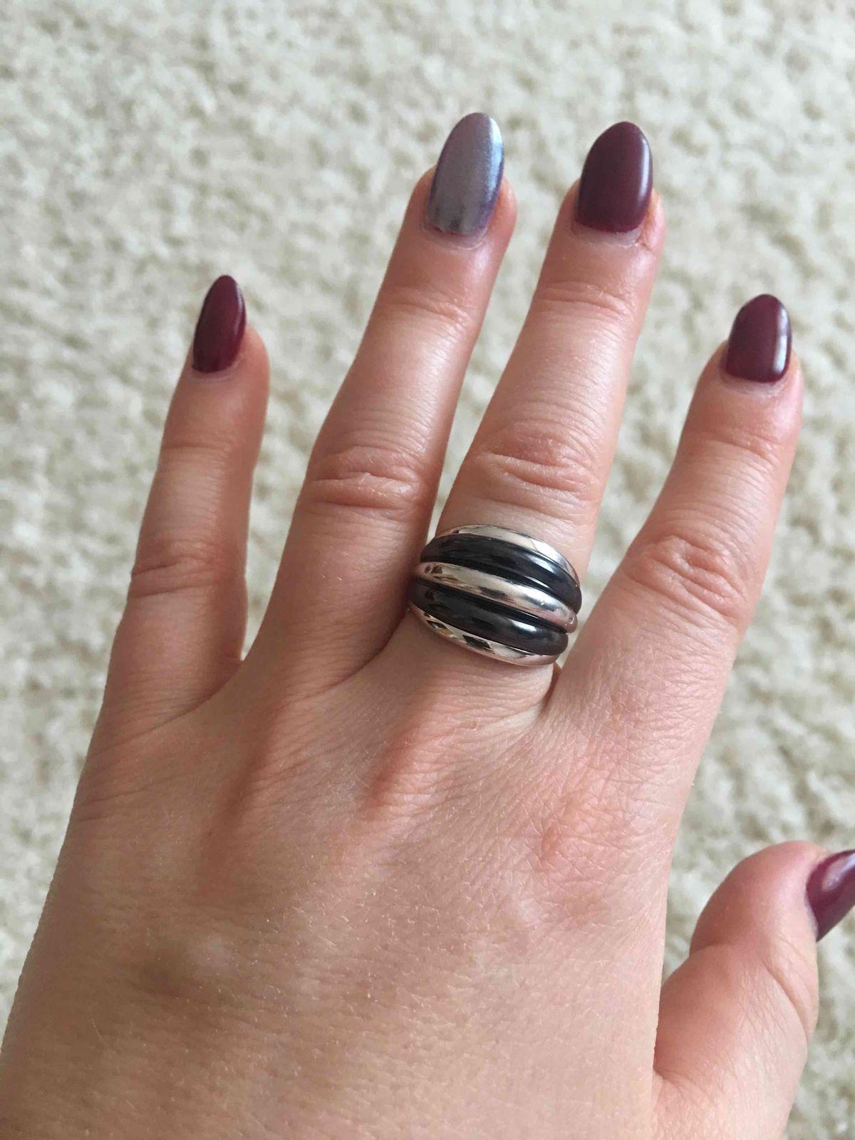 Красивле кольцо