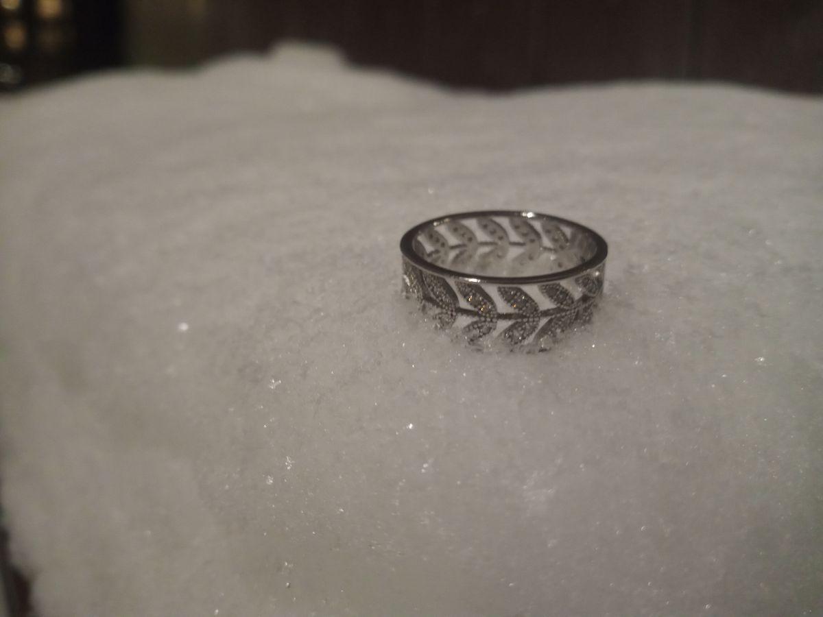 Серебряная нежность