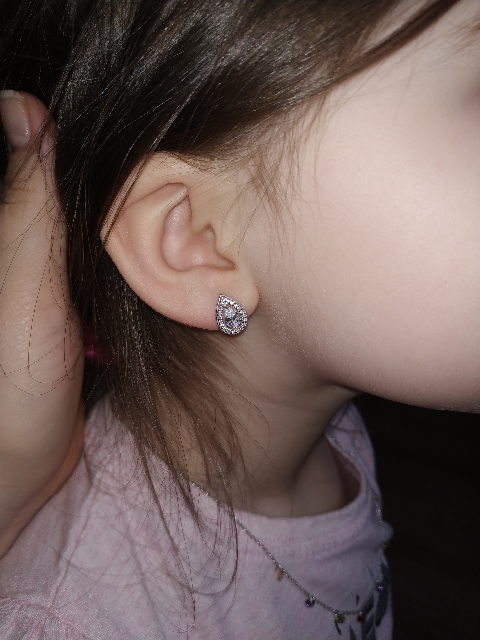 Маленькие капельки для дочи