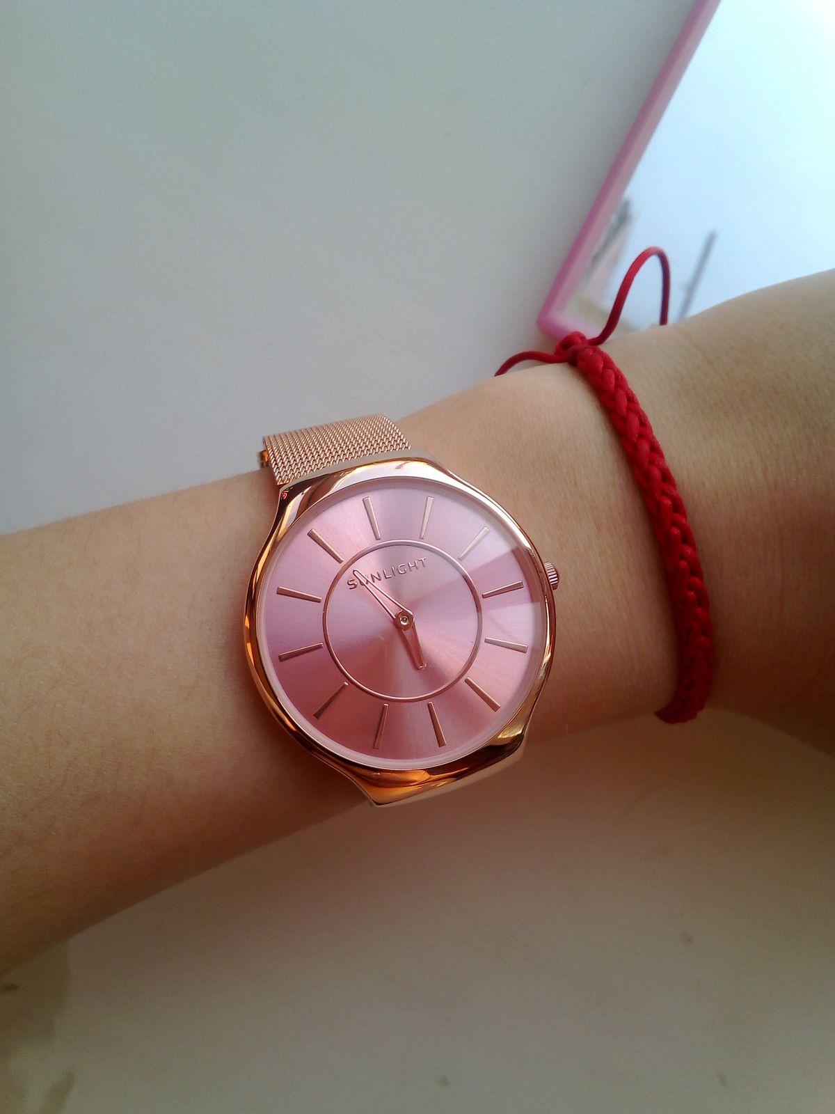 Купила часы в Sunlight