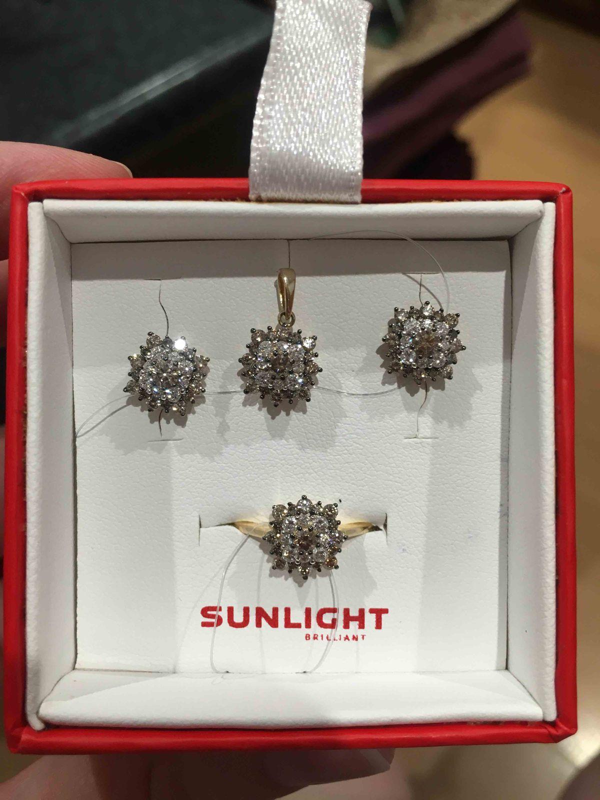 Коньячные бриллианты!!!