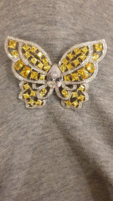 Бабочка супер!