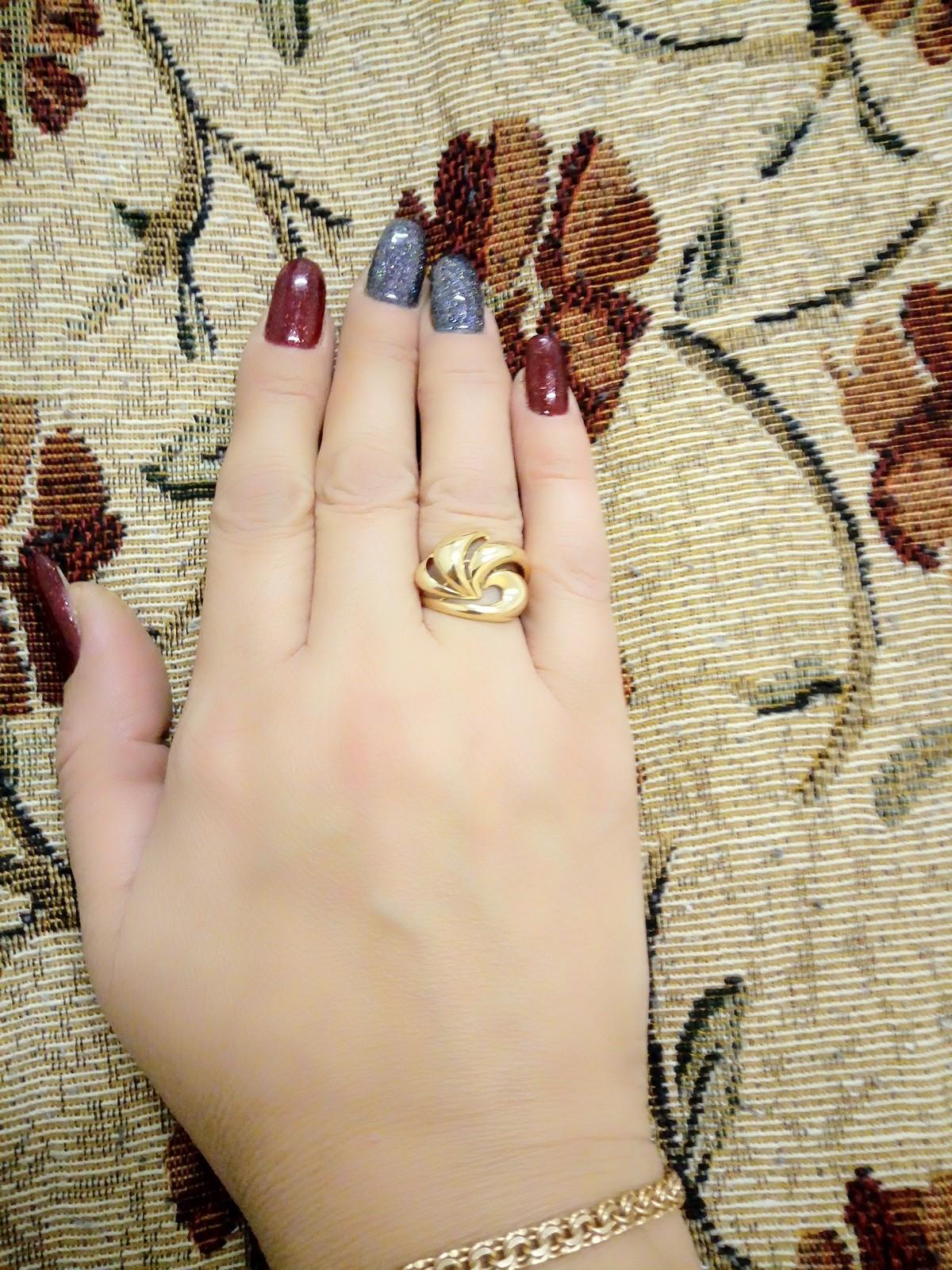 Золотое колечко