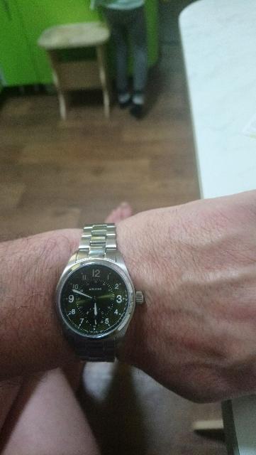 Отличные часы 🕒