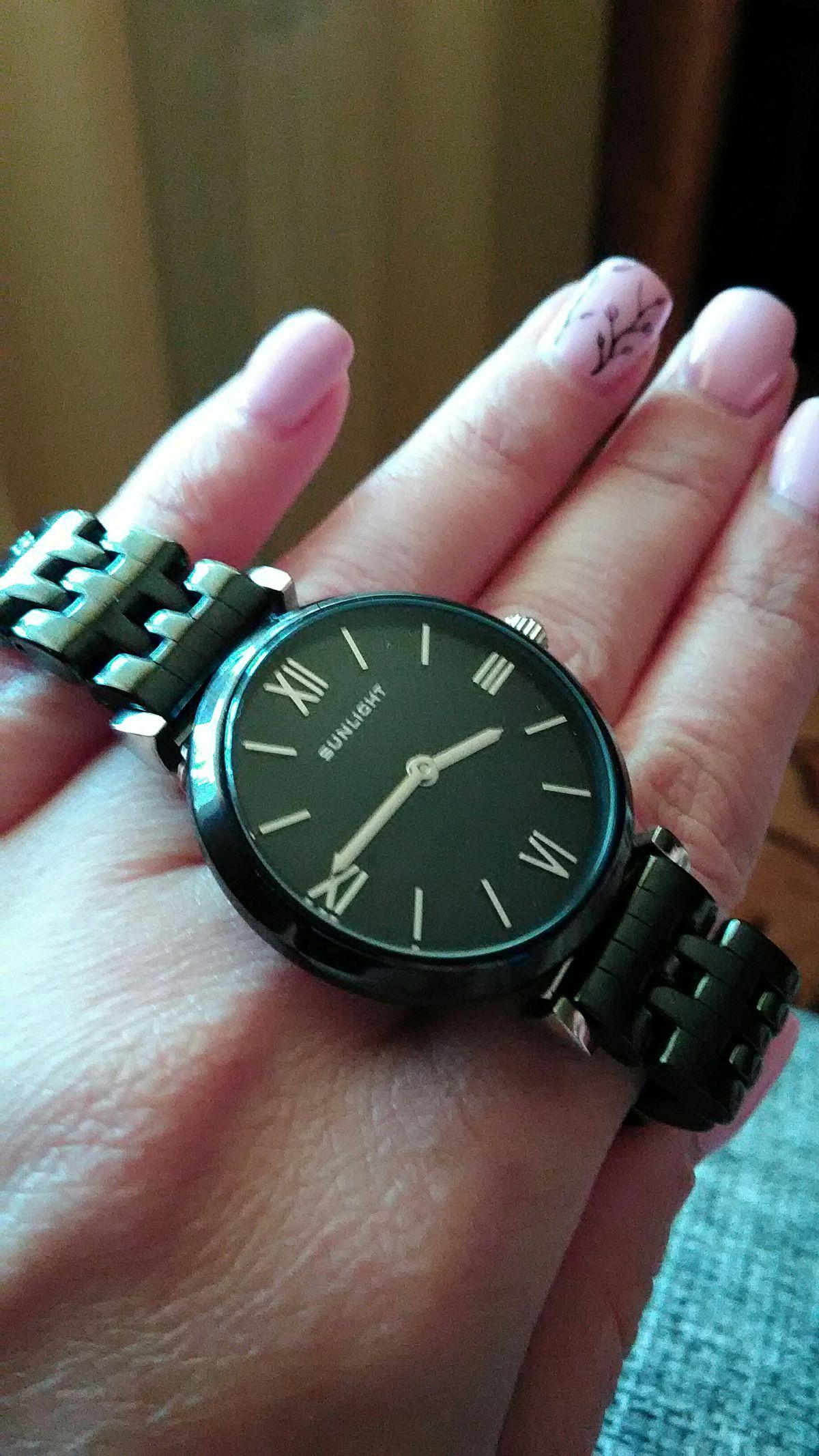 Керамические часы!👍👍👍