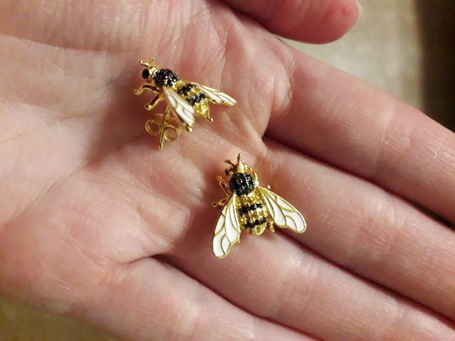 Пчелки к весне!