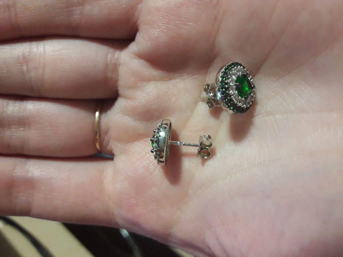 Мои первые зеленые гвоздики