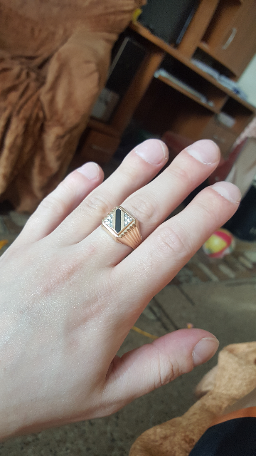 Очень классный перстень