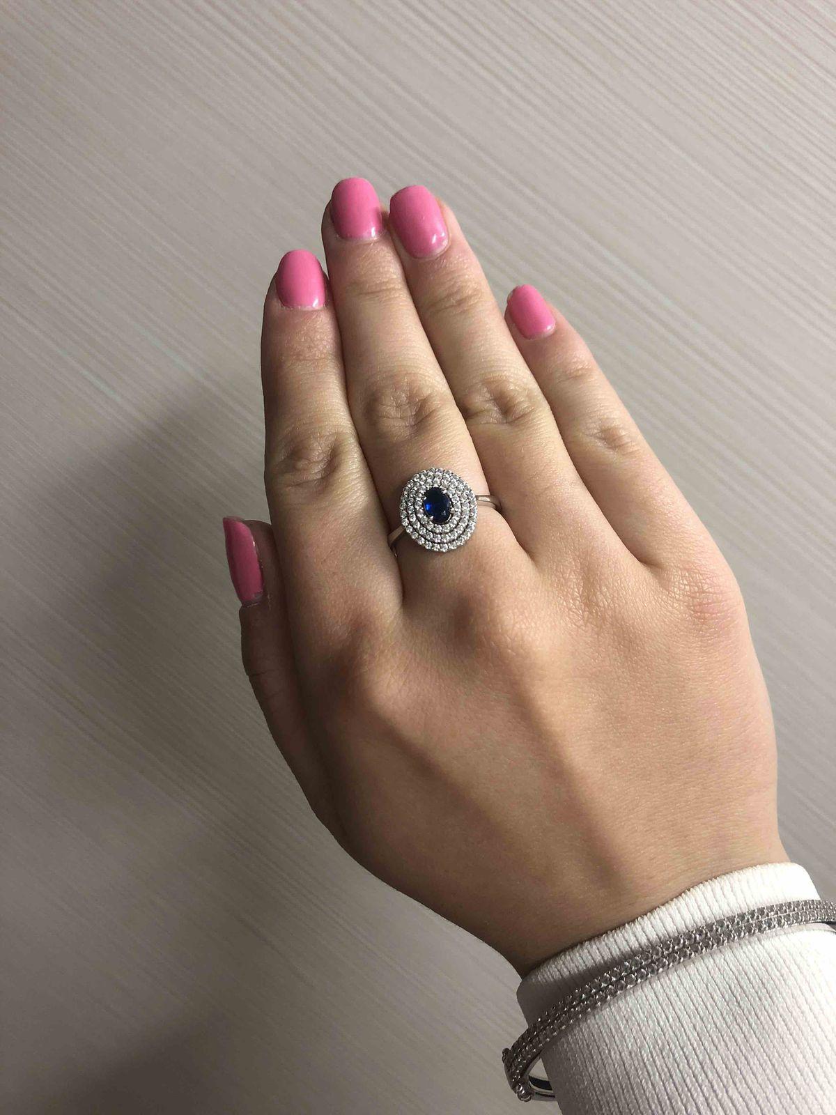 Кольцо. суперское