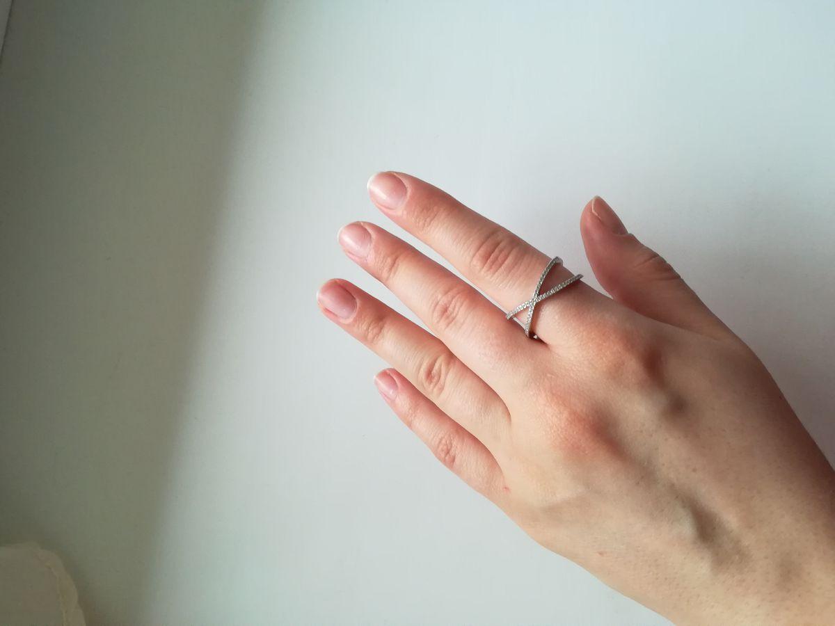 Очень не обычное для меня кольцо