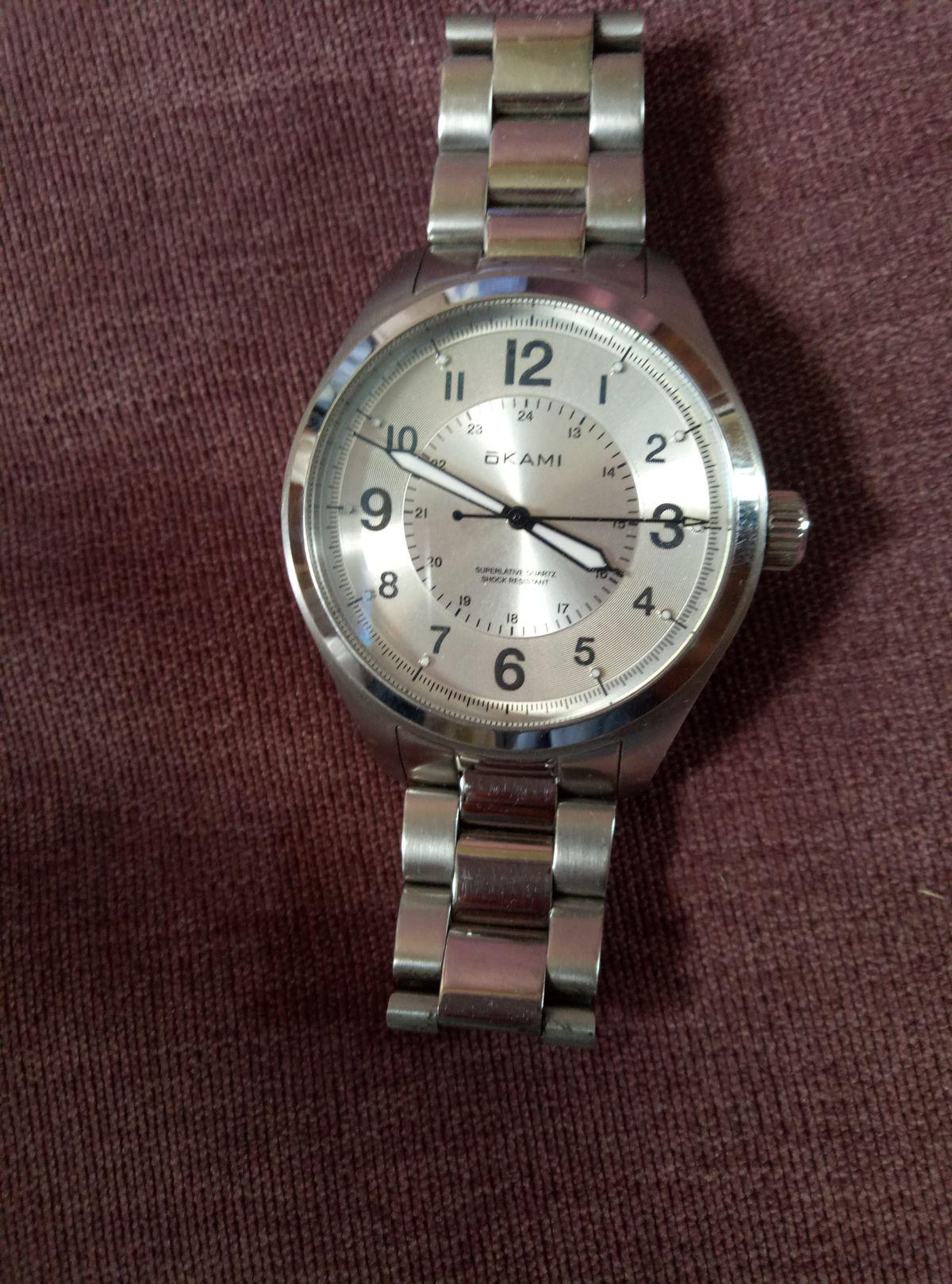 Хорошие часы,