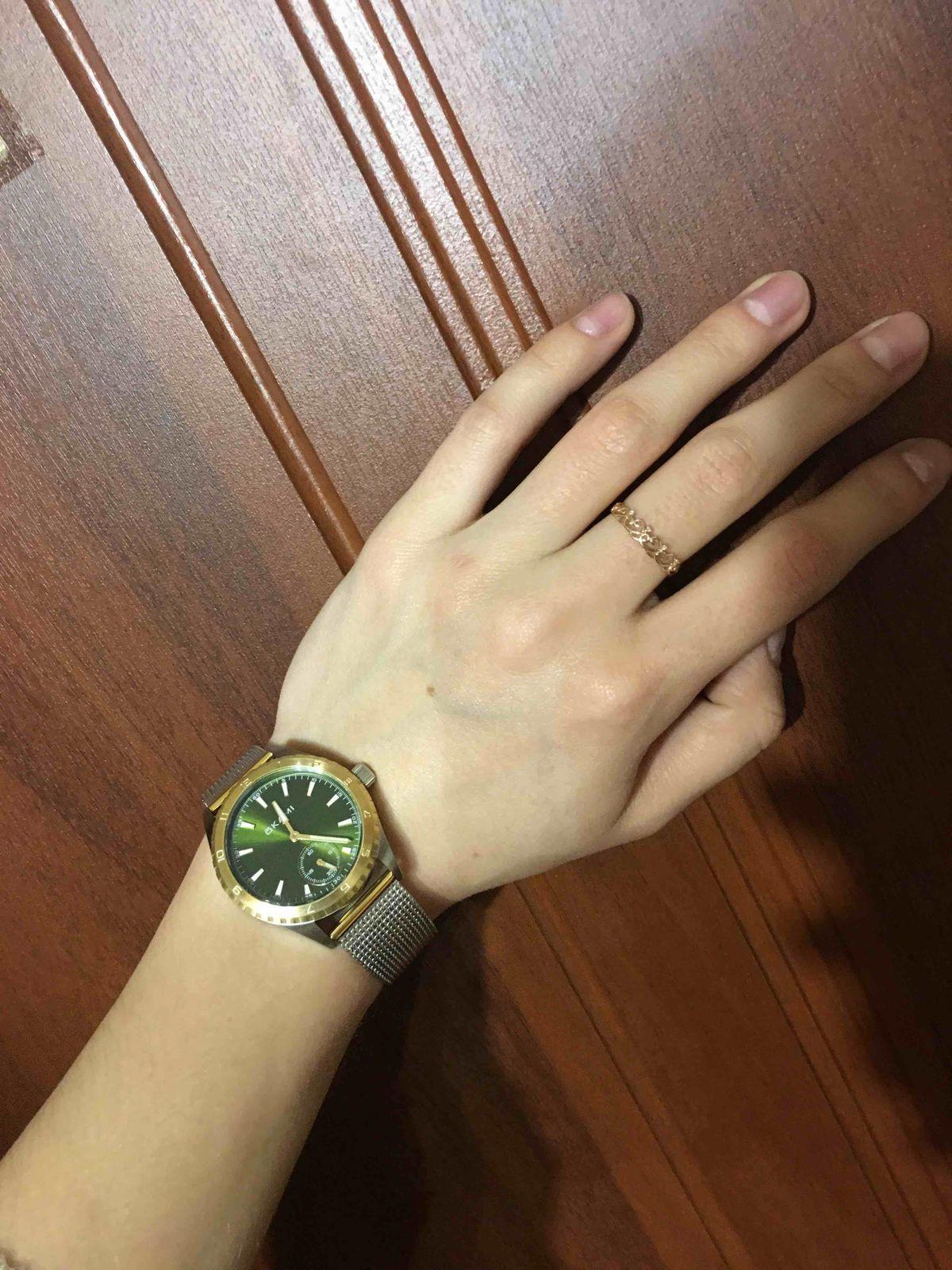 Классная зелень!)