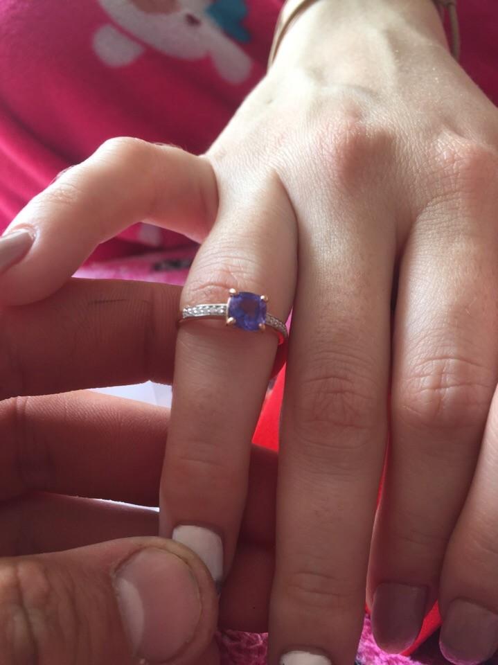 Очень хорошее и качественное кольцо