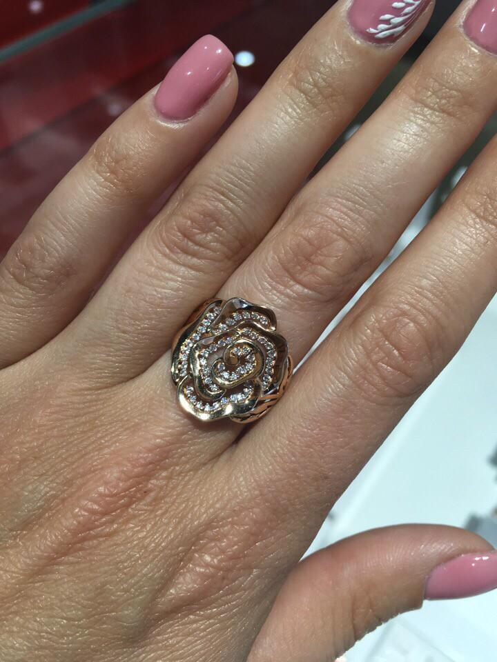 Кольцо невероятной красоты!