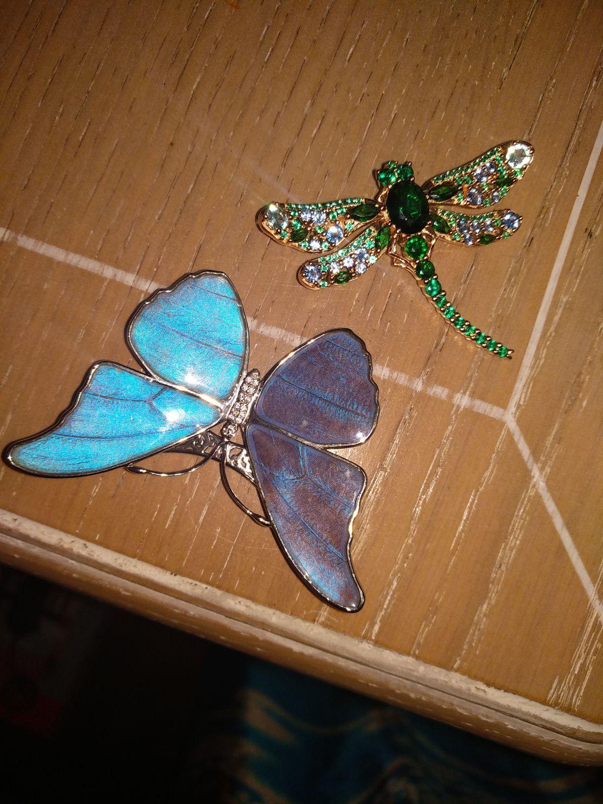 Бабочка-волшебница