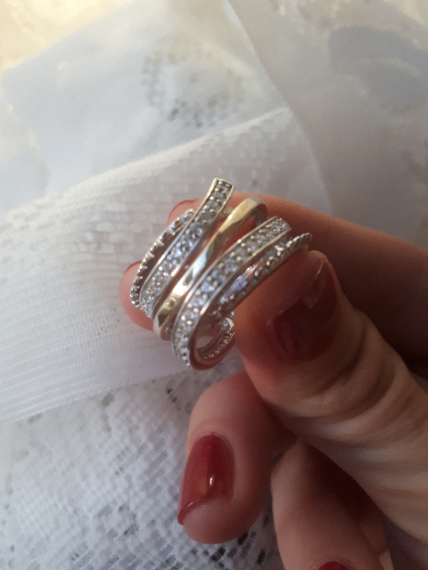 Это кольцо - мой космос!