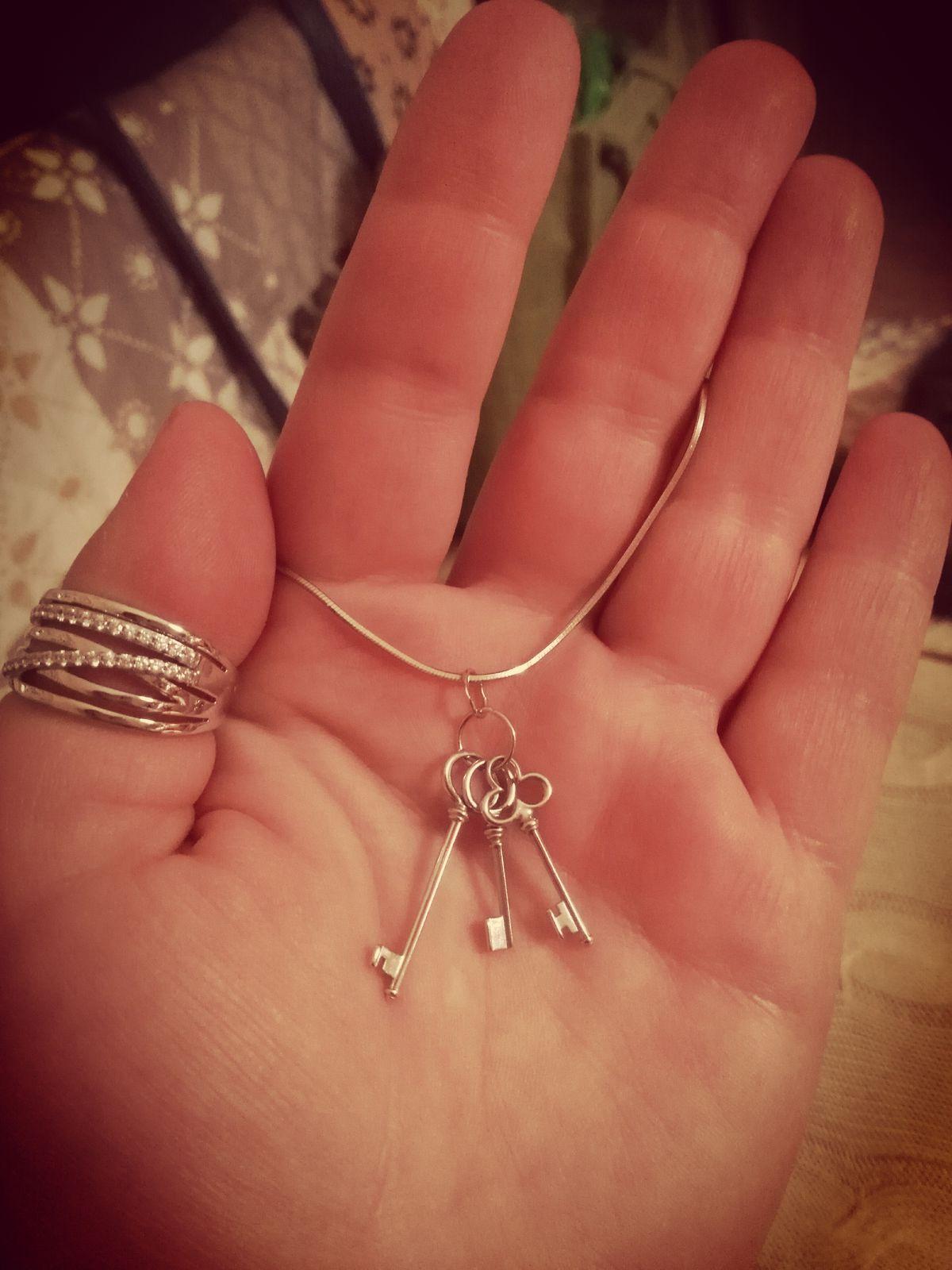 Серебряные ключики