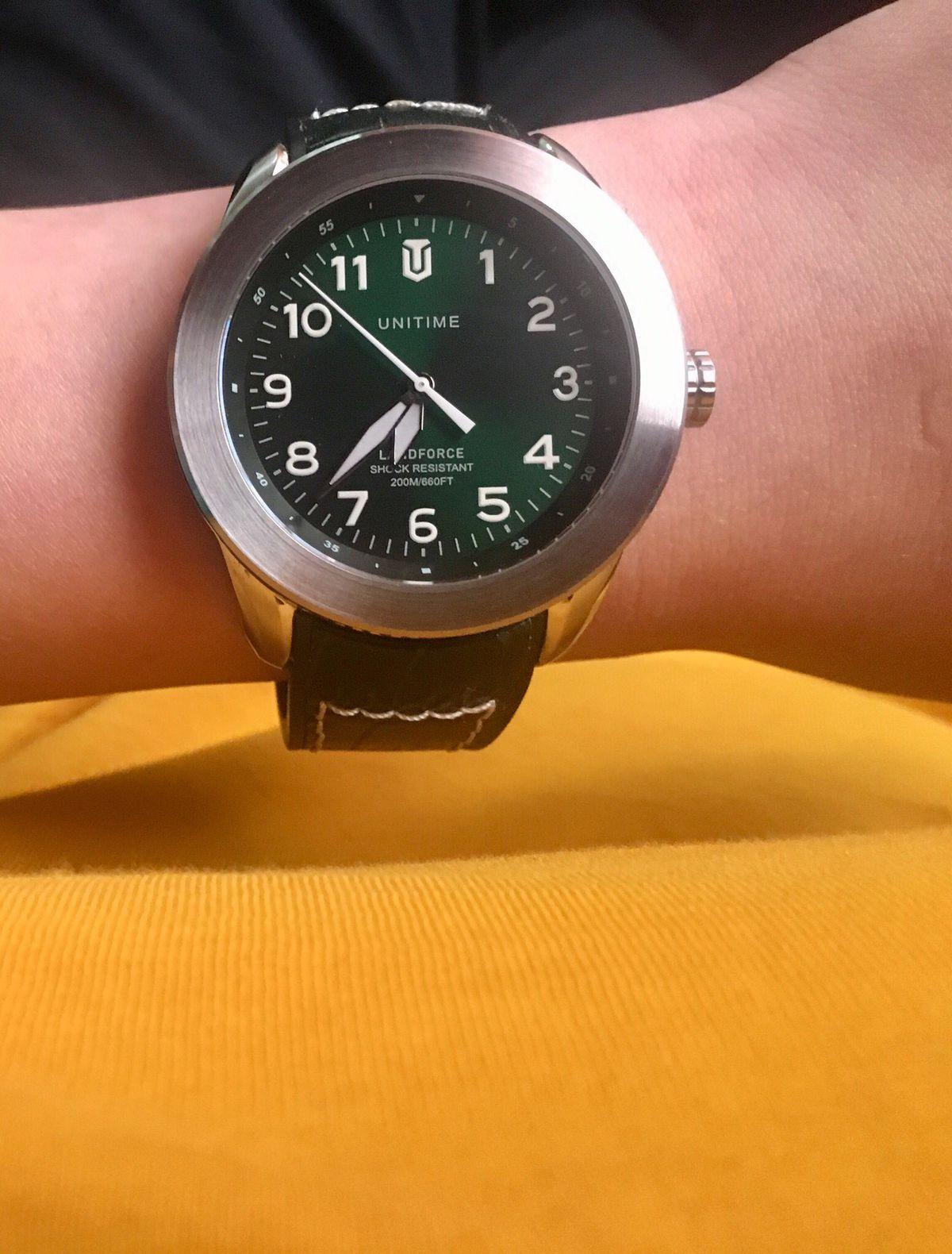 Часы классные!