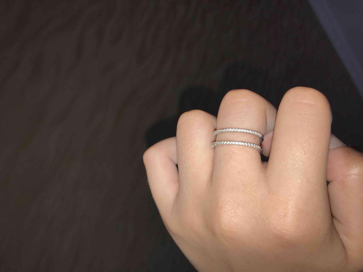 Очень классное кольцо)