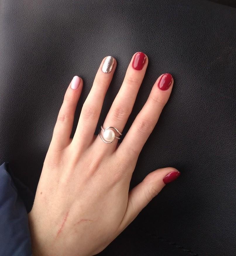Утонченное, грациозное, удобное кольцо.