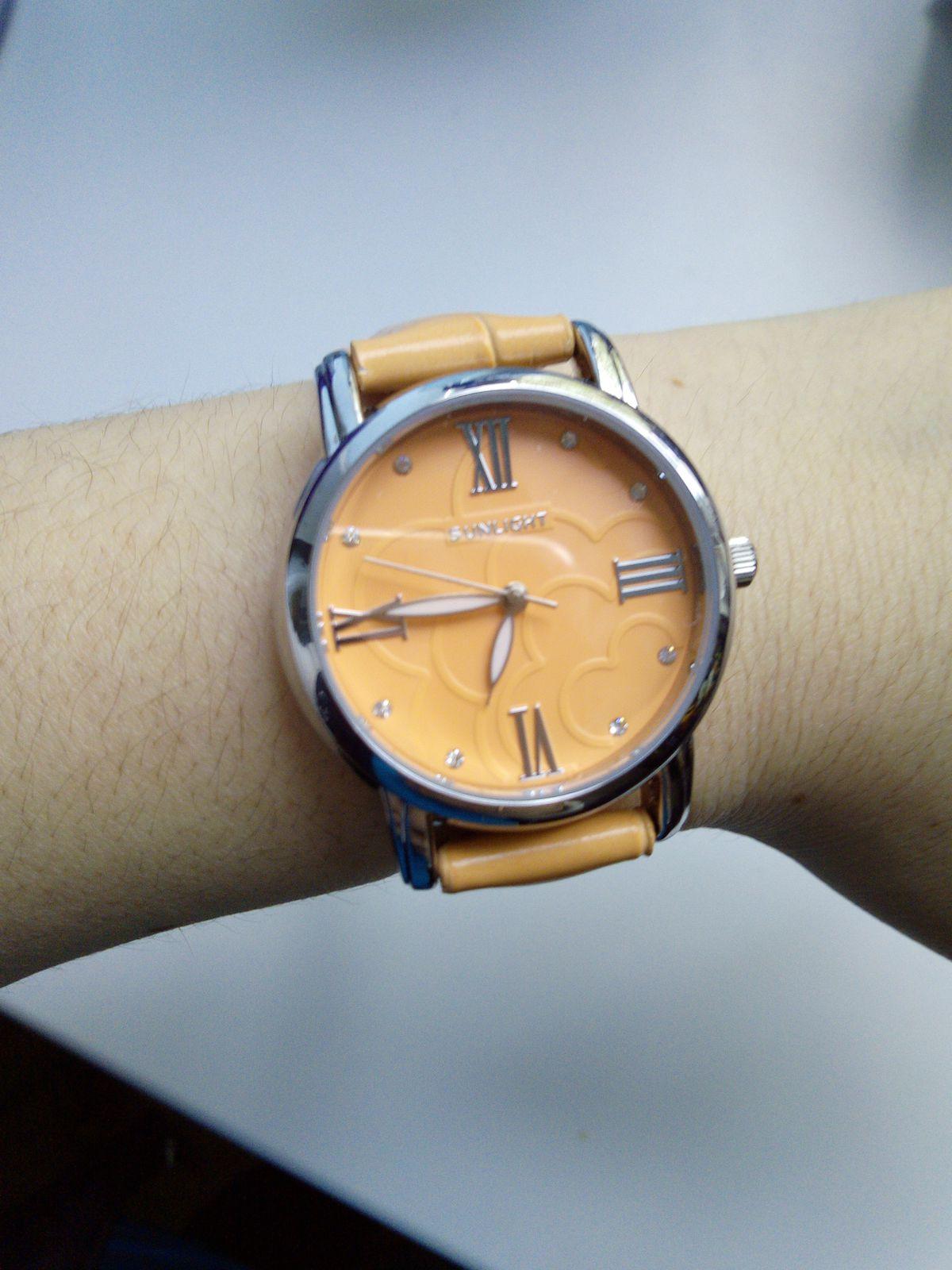 Мои новые часы!