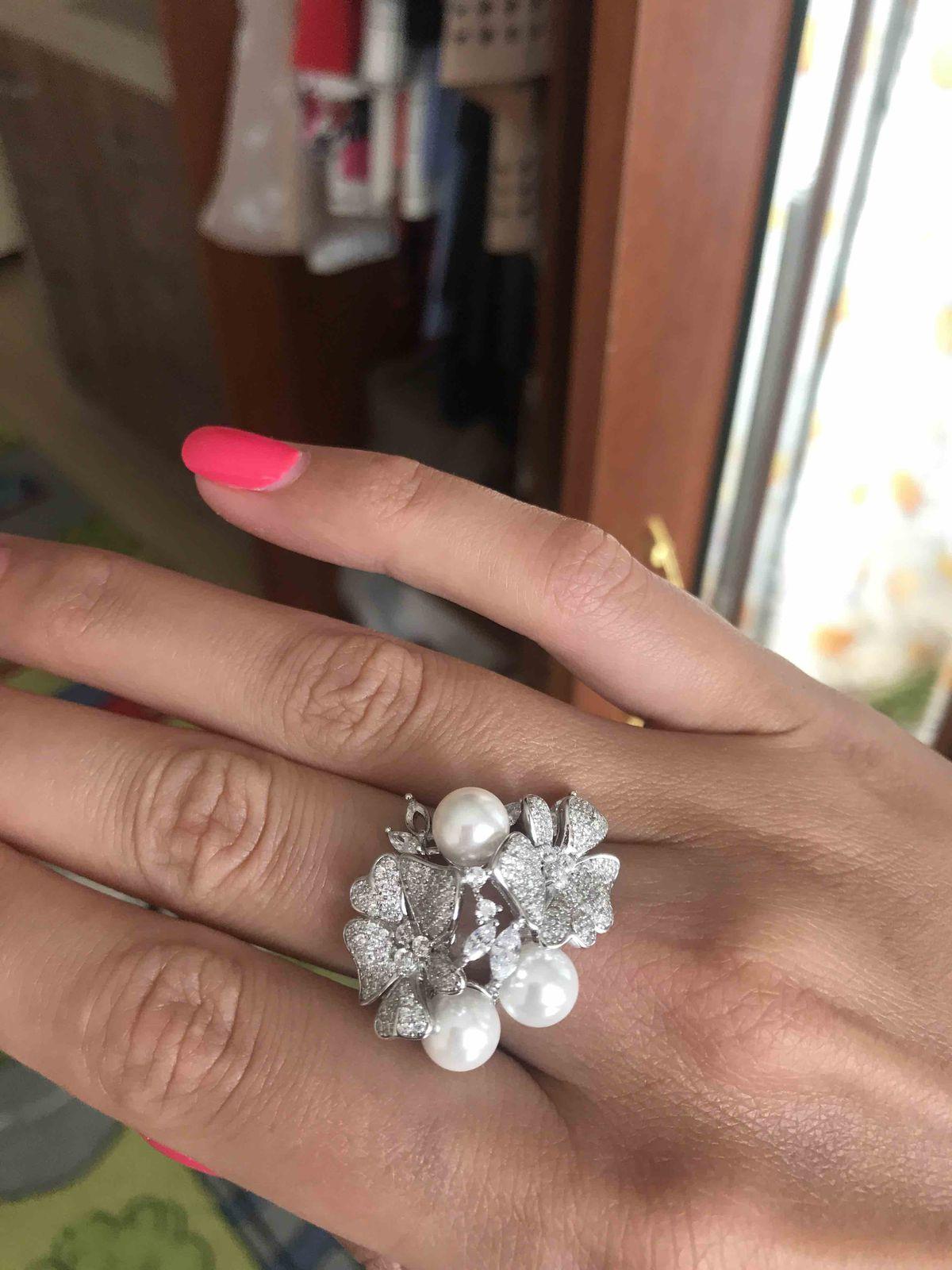 Кольцо моя любовь с первого взгляда😍