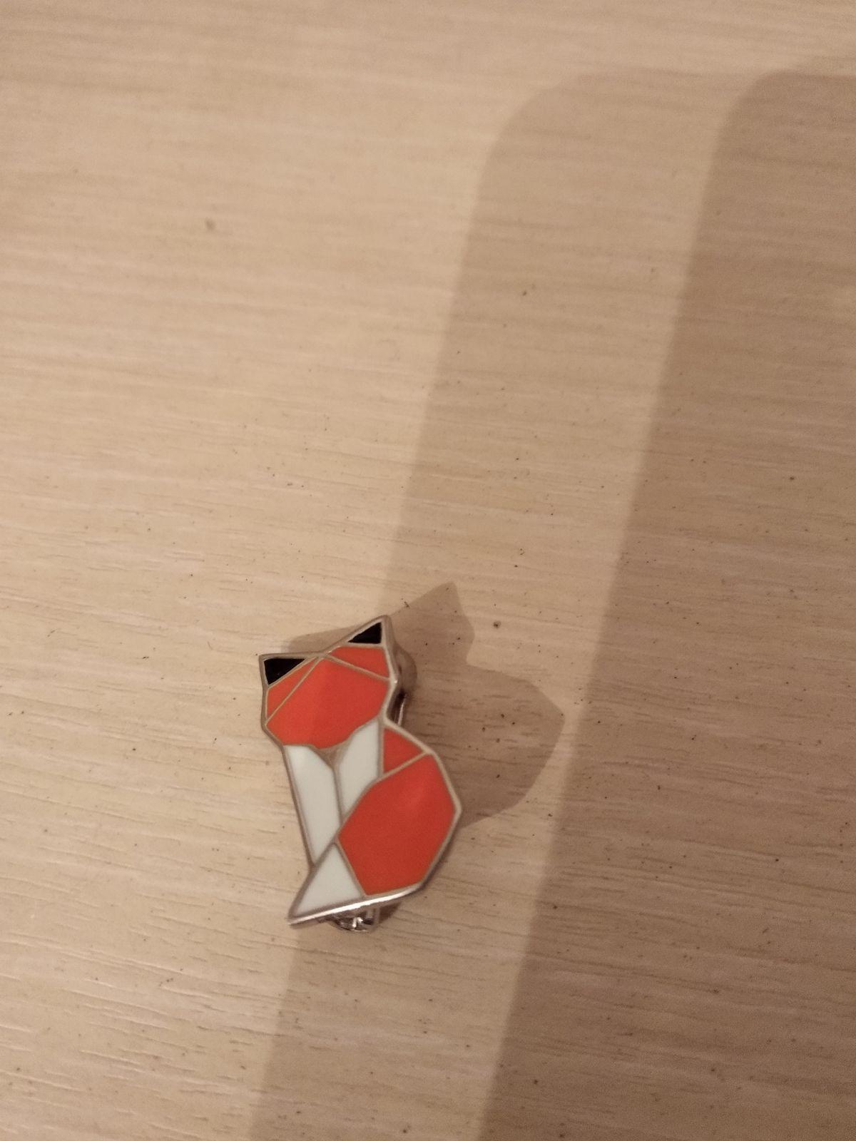 Подвеска лисичка