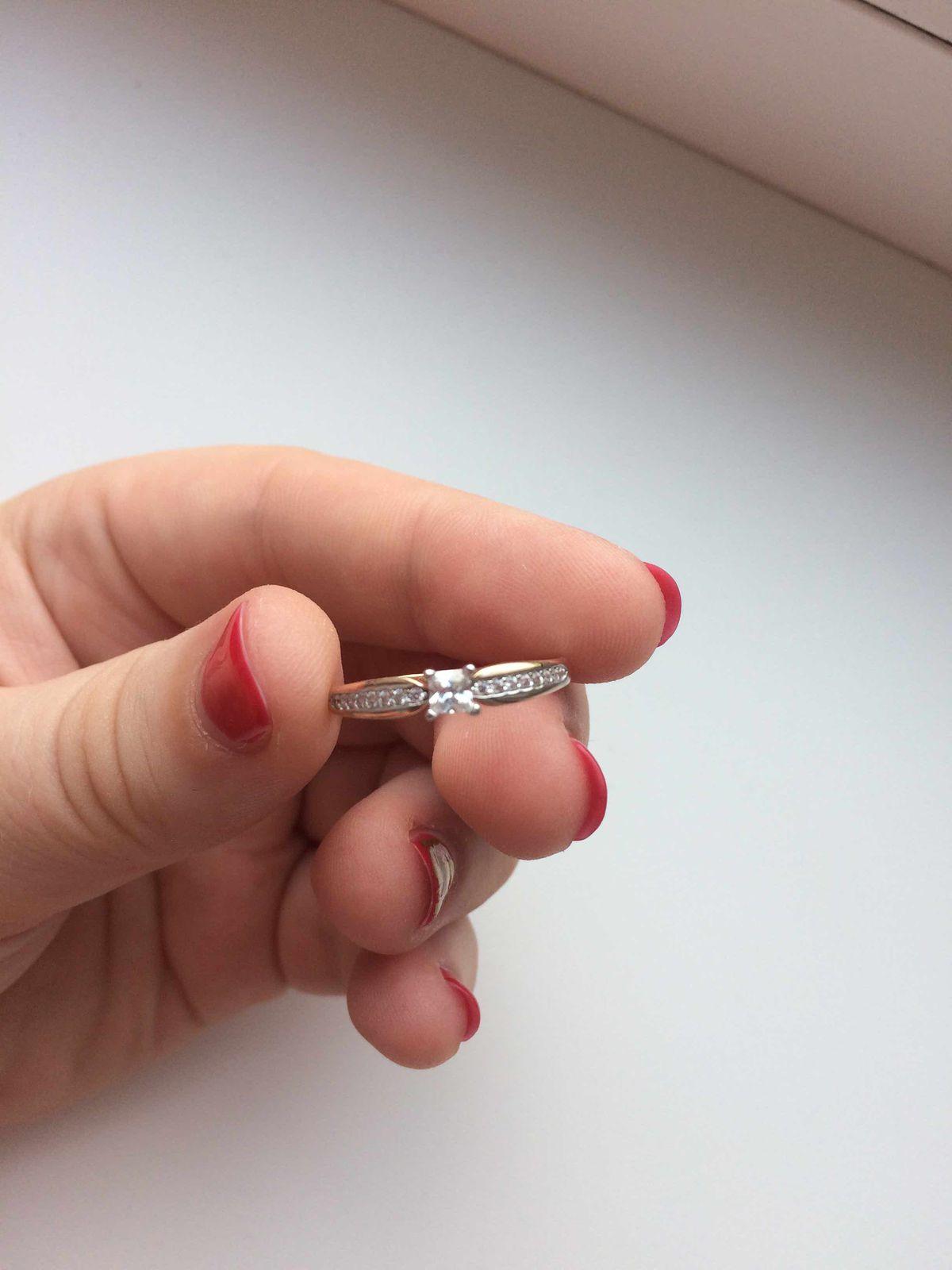 Красивое, удобное кольцо