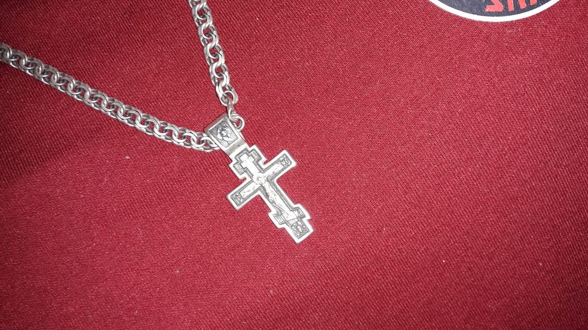 Крест прекрасный!
