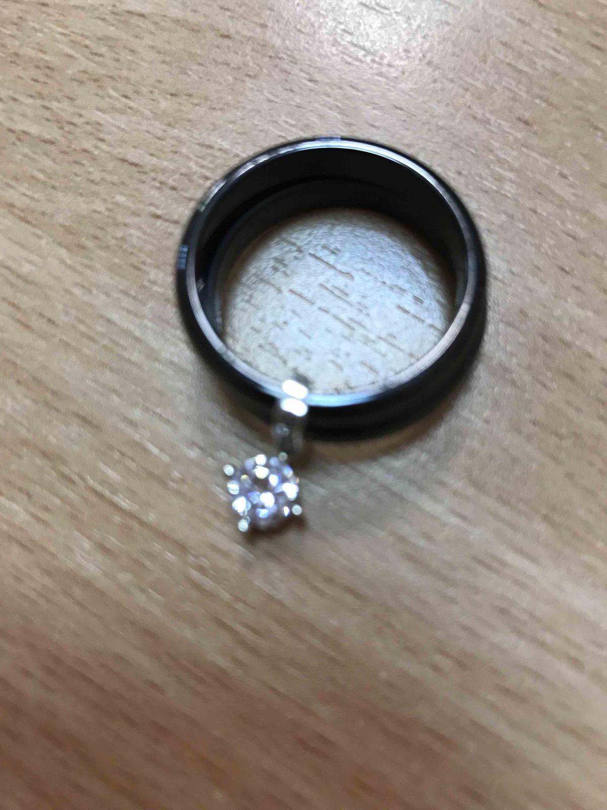 Купила кольцо для себя и оказалась в восторге