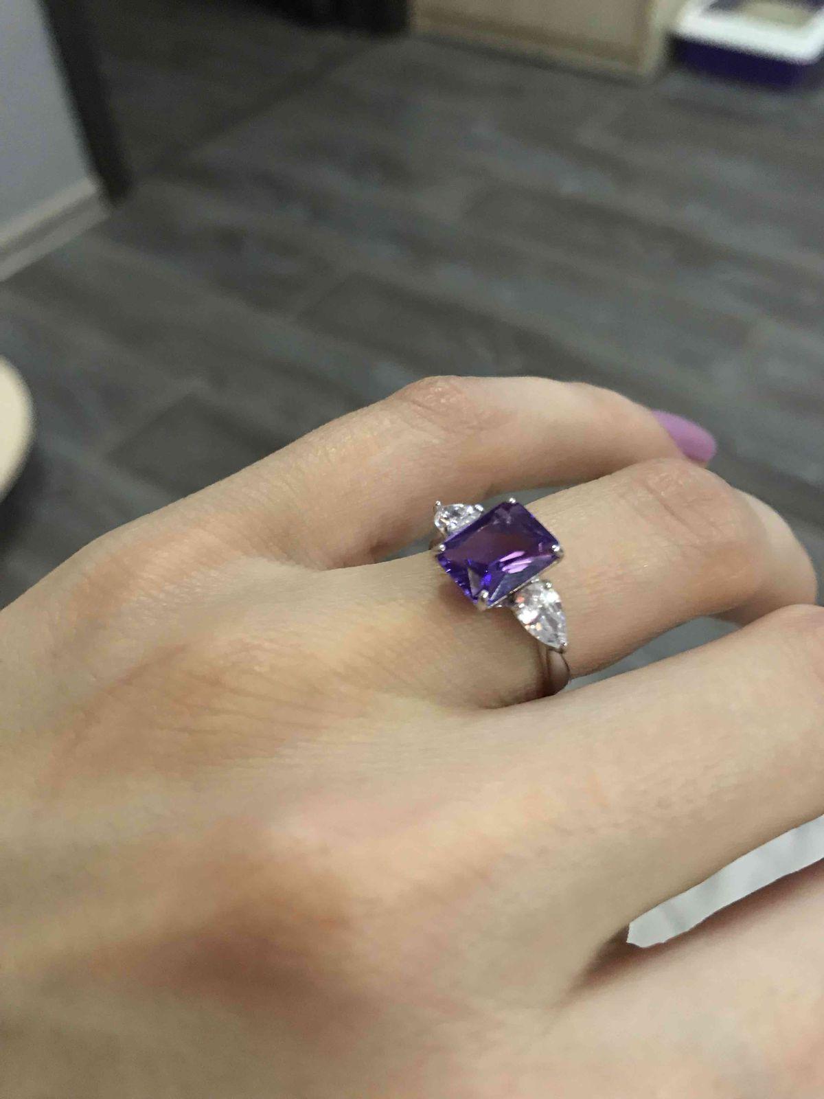 Потрясающее кольцо 💍