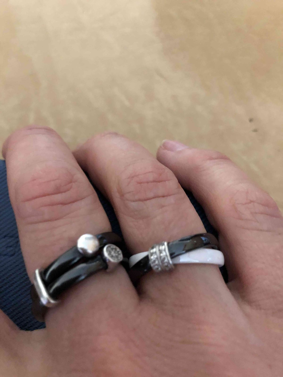 О стильном кольце