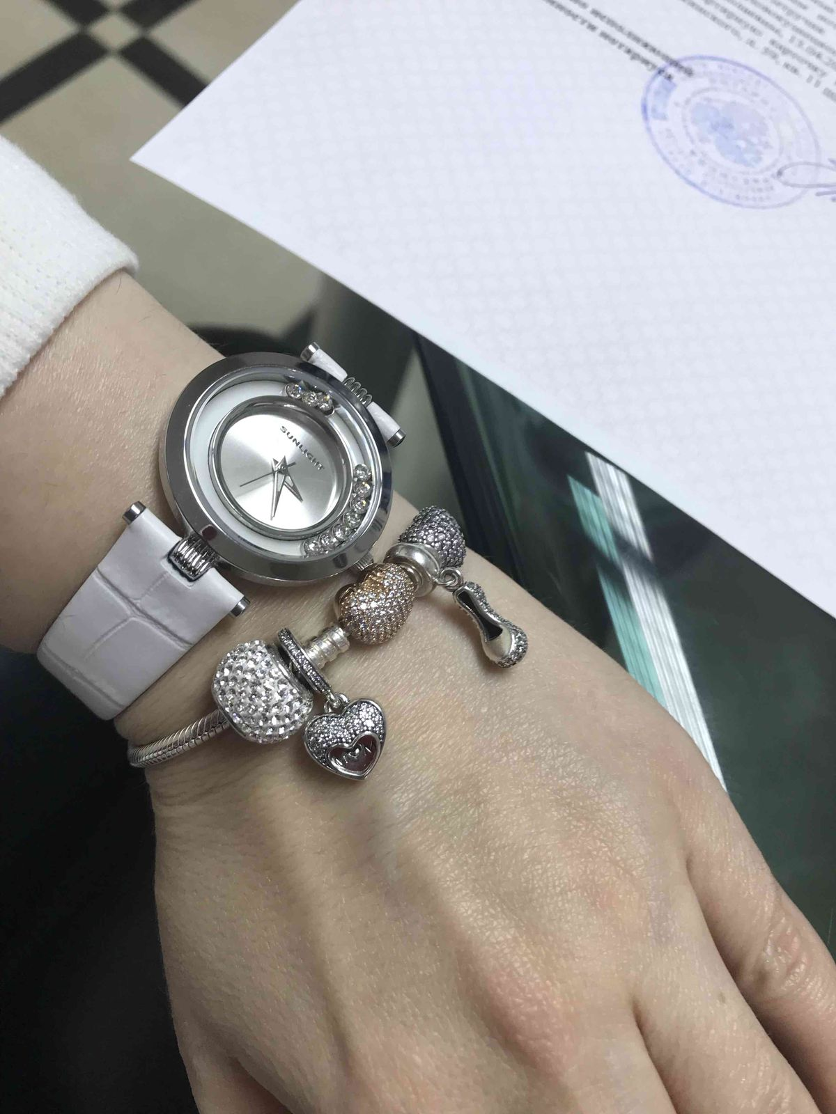 Очень крутые часы!!!!