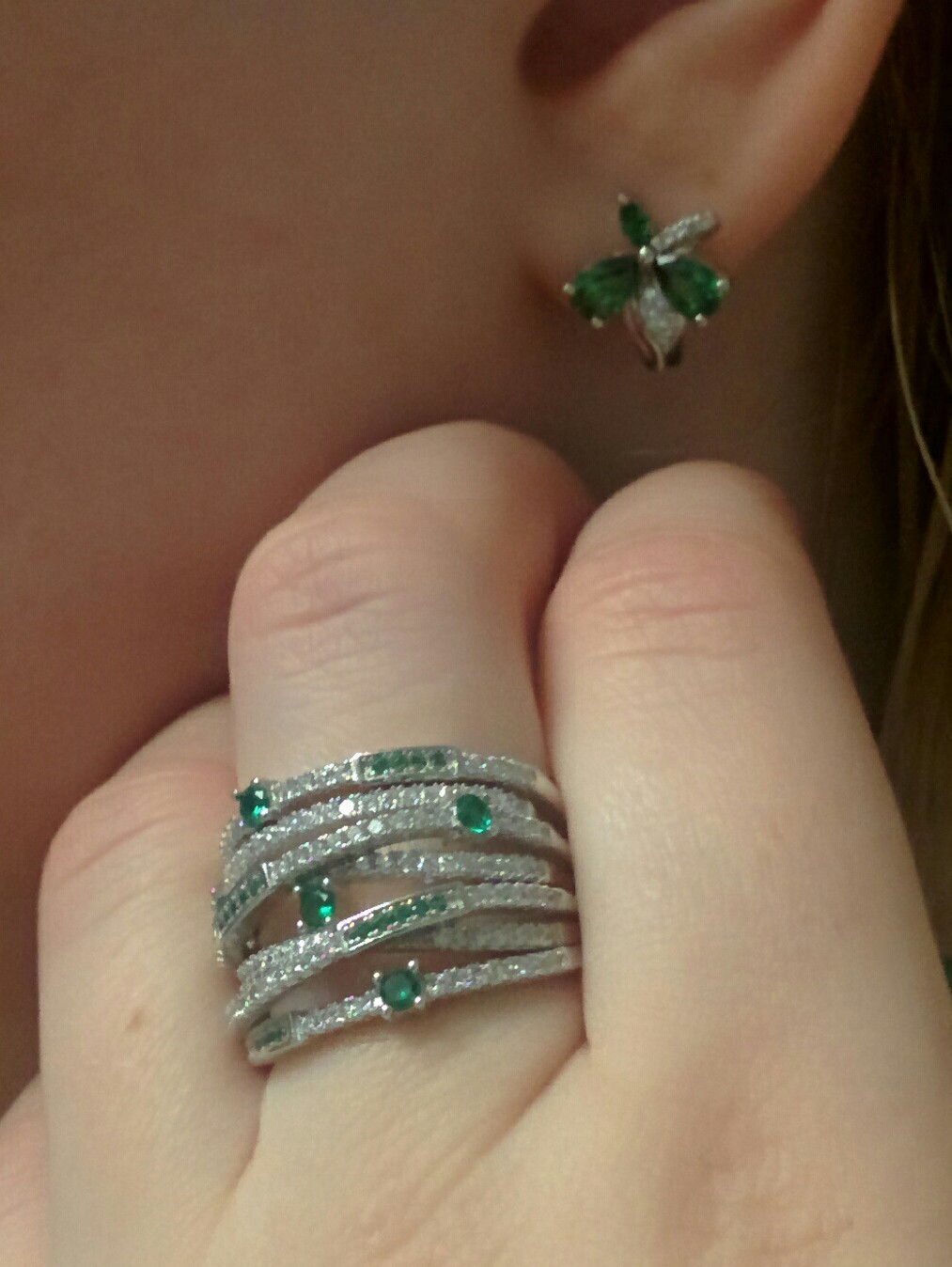 Шикарное кольцо 😍