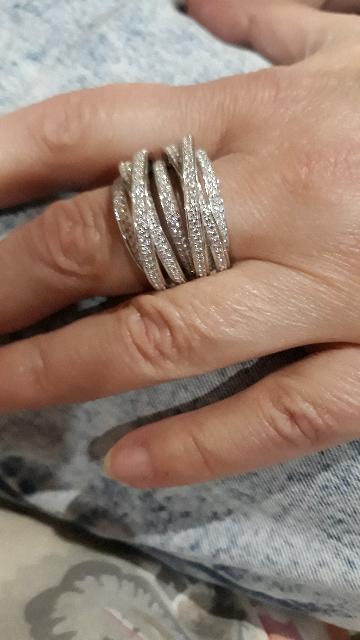 Обалденное кольцо!