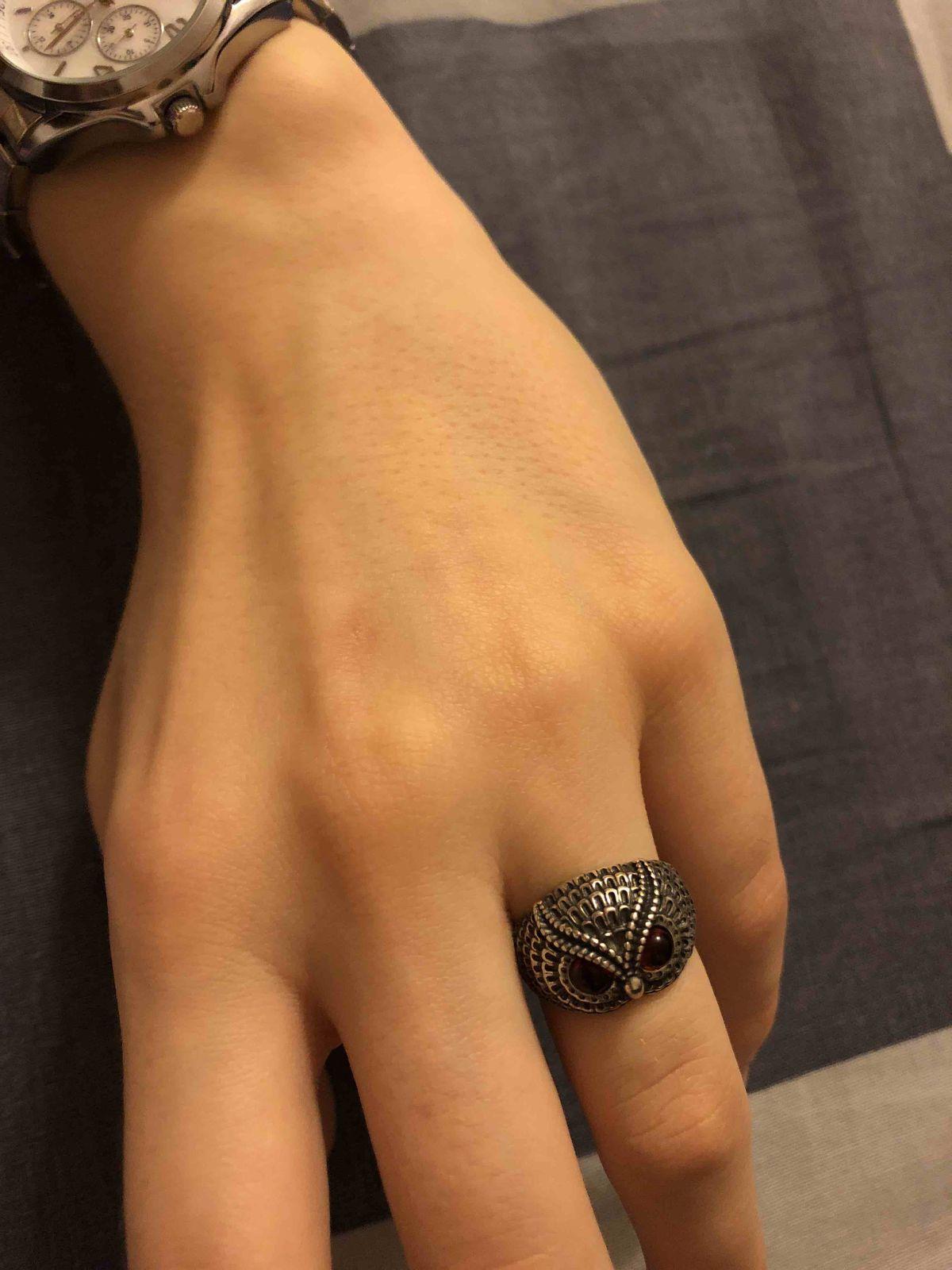 Самое очаровательное кольцо 😍