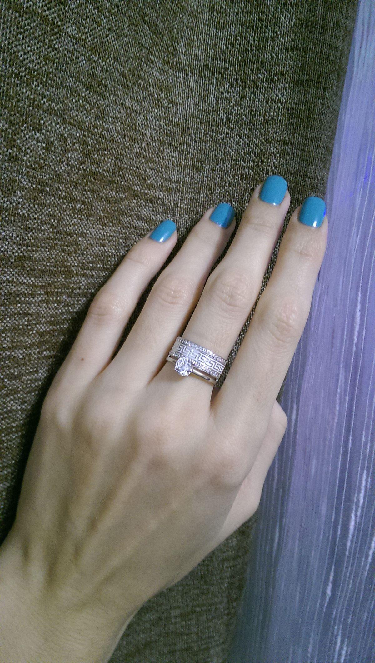 Крутое кольцо, кольцо мечты))