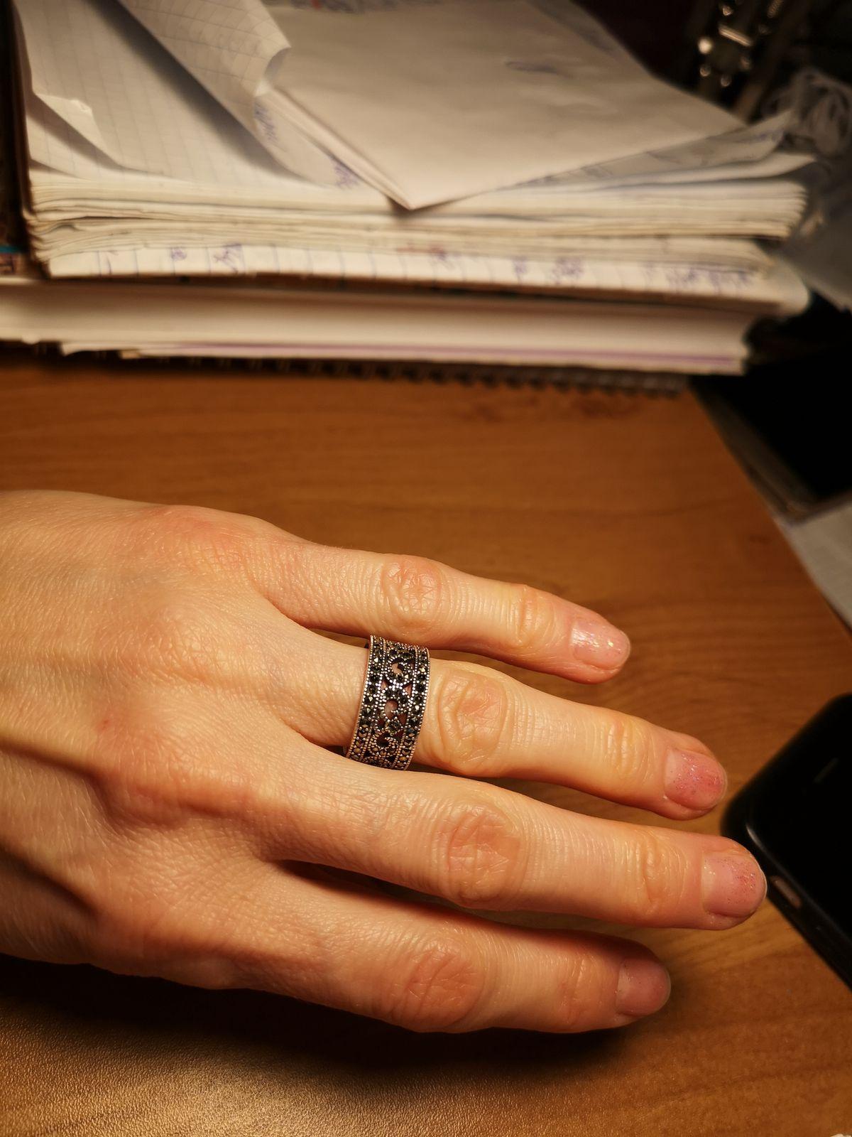 Самое любимое сейчас кольцо